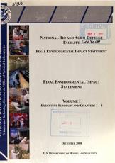National Bio and Agro Defense Facility PDF