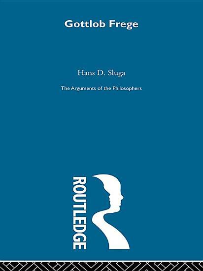 Frege Arg Philosophers PDF