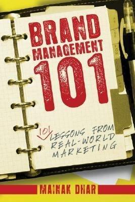 Brand Management 101 PDF