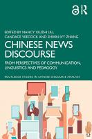 Chinese News Discourse PDF