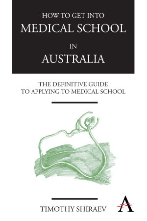 How to Get Into Medical School in Australia PDF