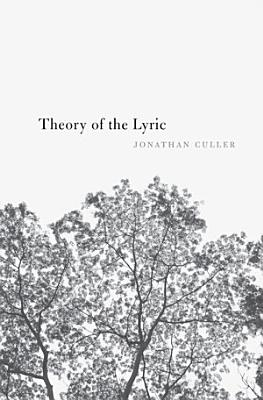 Theory of the Lyric