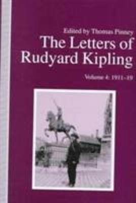The Letters of Rudyard Kipling  1911 19 PDF