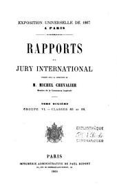 Rapports du Jury international: Volume10