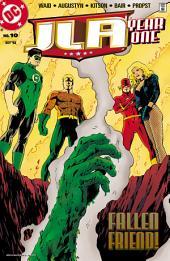 JLA: Year One (1997-) #10