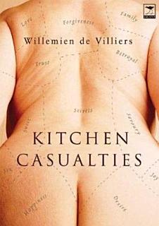 Kitchen Casualties Book