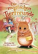 Die magischen Tierfreunde   Rettung f  r Mia Mauseohr PDF