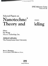 Selected Papers on Nanotechnology--theory and Modeling