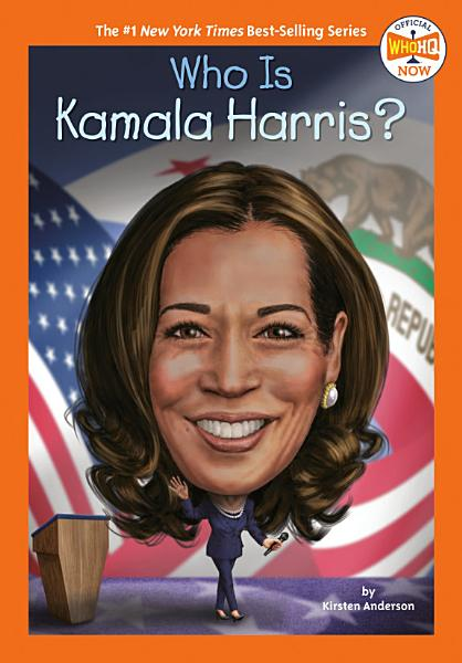 Download Who Is Kamala Harris  Book