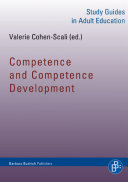 Competence and Competence Development