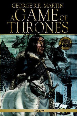 A Game of Thrones  Comic Book  Issue 4