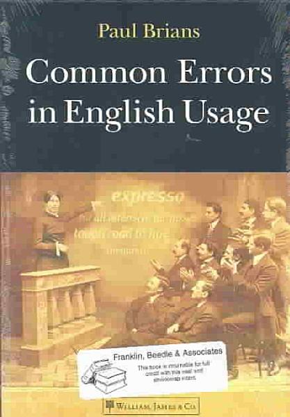 Download Common Errors in English Usage Book