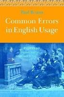 Common Errors in English Usage PDF