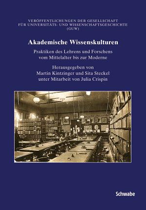 Akademische Wissenskulturen PDF