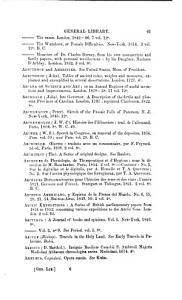 Catalogue  General library PDF
