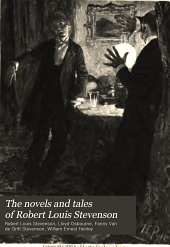 The Novels and Tales of Robert Louis Stevenson: The merry men and other tales and fables. Strange case of Dr. Jekyll and Mr. Hyde