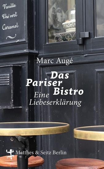 Das Pariser Bistro PDF