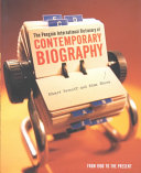 The Penguin International Dictionary of Contemporary Biography PDF
