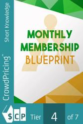 Monthly Membership Blueprint Book PDF