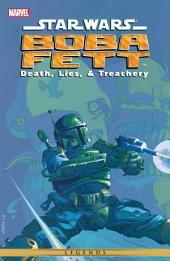 Star Wars: Boba Fett ‐ Death, Lies, and Treachery