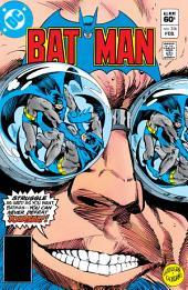 Batman (1940-2011) #356