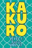 Kakuro Level 1
