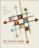 The Matrix Reader Examining The Dynamics Of Oppression And Privilege