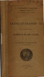 American Grasses.--[I-III]: Volume 3