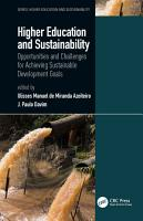 Higher Education and Sustainability PDF