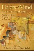 Habits of Mind Across the Curriculum PDF