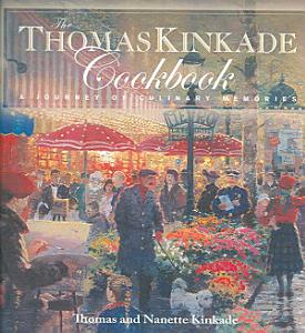 The Thomas Kinkade Cookbook Book