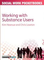 Working With Substance Users PDF
