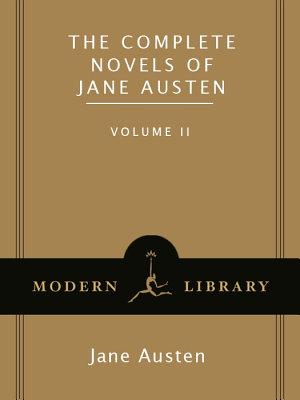 The Complete Novels of Jane Austen  Volume 2