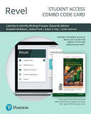 Revel for Literature and the Writing Process Access Card PDF