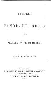 Hunter's Panoramic Guide from Niagara Falls to Quebec