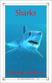 Sharks: Chompers of the Sea: A 15-Minute Book