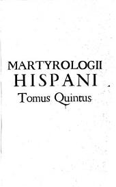 Martyrologium Hispanum