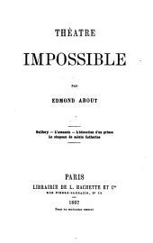 Théâtre impossible