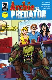 Archie vs. Predator #2