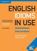 English Idioms in Use Intermediate Book with Answers PDF