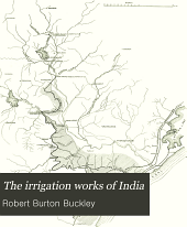 The Irrigation Works of India