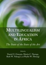 Multilingualism and Education in Africa PDF
