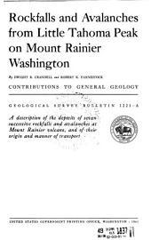 Geological Survey Bulletin: Issue 1221