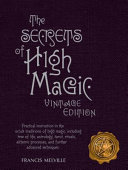 The Secrets of High Magic