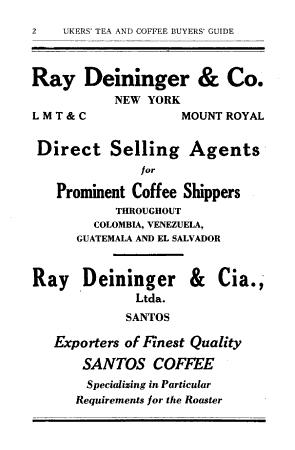 Ukers  International Tea and Coffee Buyers  Guide PDF