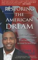 Restoring the American Dream PDF