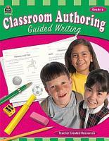 Classroom Authoring Grd 3 PDF