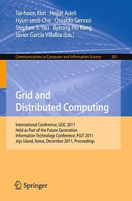 Grid and Distributed Computing PDF