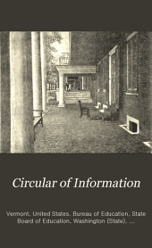 Circular of Information: Issues 1-3
