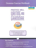 Writing and Grammar Exercise Workbook 2008 Gr10 PDF